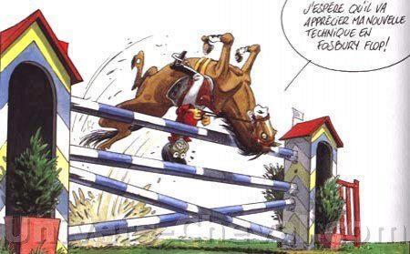 Humour cheval - Cheval rigolo ...